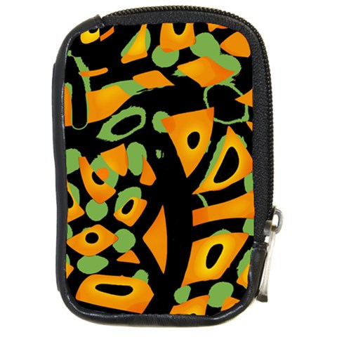 Abstract animal print Compact Camera Cases