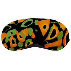 Abstract animal print Sleeping Masks