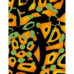 Abstract animal print Large Memo Pads 4.125 x5.5  Memopad