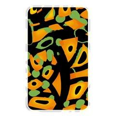 Abstract animal print Memory Card Reader