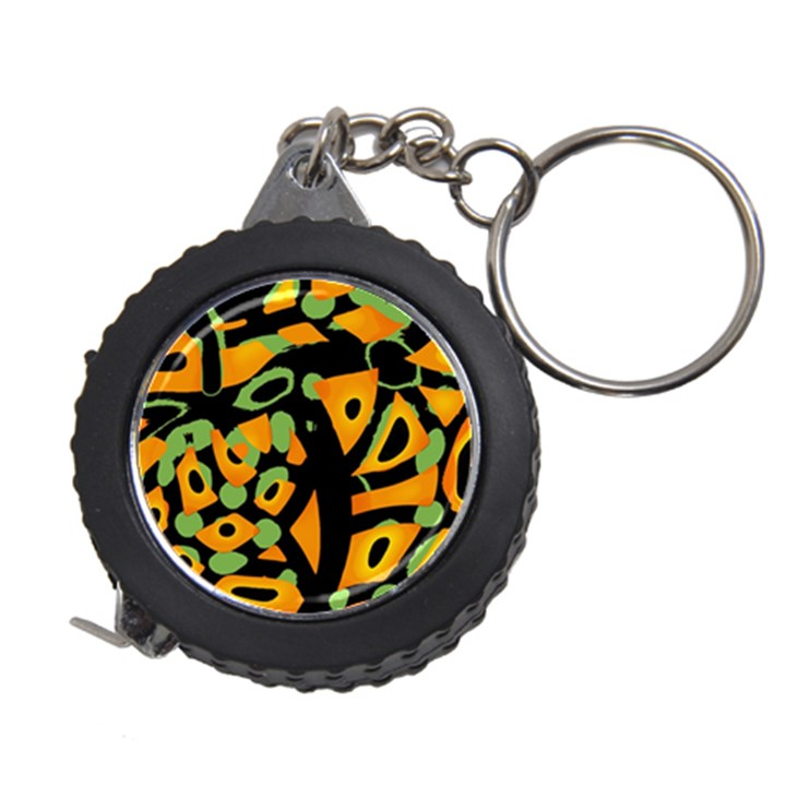 Abstract animal print Measuring Tapes