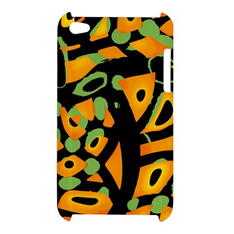 Abstract animal print Apple iPod Touch 4