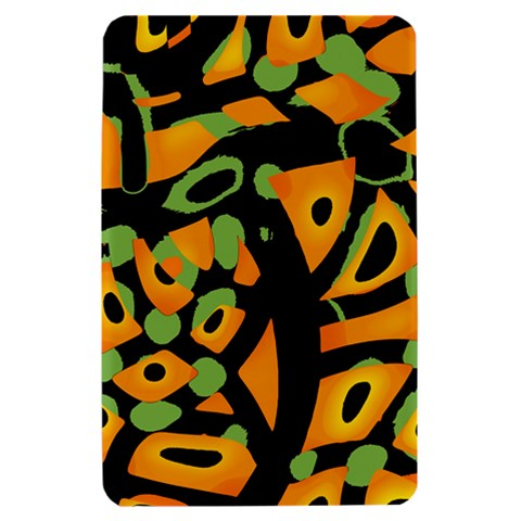 Abstract animal print Kindle Fire (1st Gen) Hardshell Case
