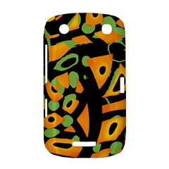 Abstract animal print BlackBerry Curve 9380