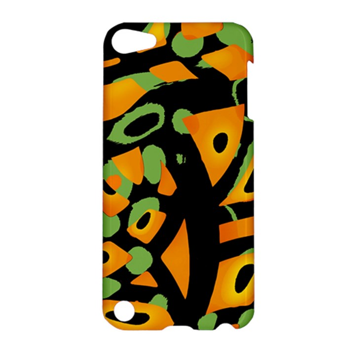 Abstract animal print Apple iPod Touch 5 Hardshell Case