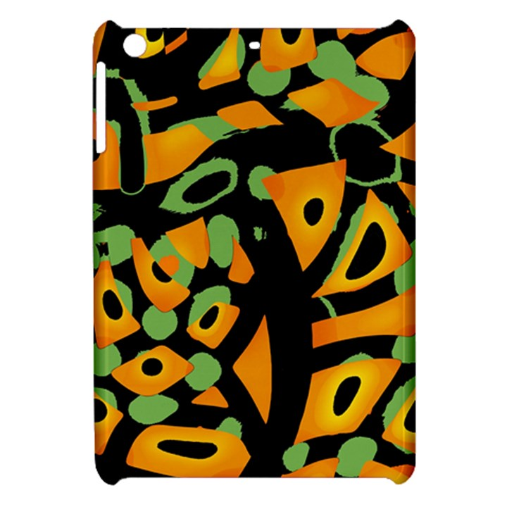 Abstract animal print Apple iPad Mini Hardshell Case
