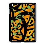 Abstract animal print Apple iPad Mini Case (Black) Front