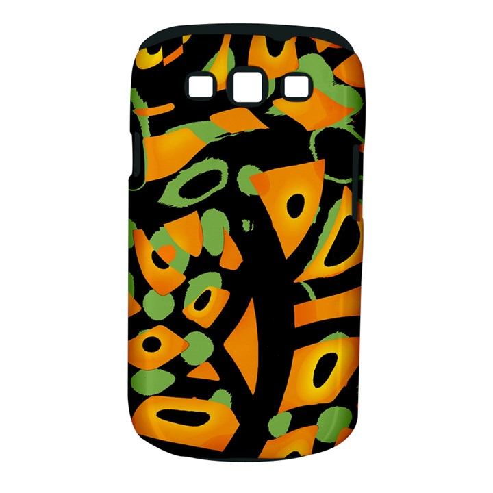 Abstract animal print Samsung Galaxy S III Classic Hardshell Case (PC+Silicone)