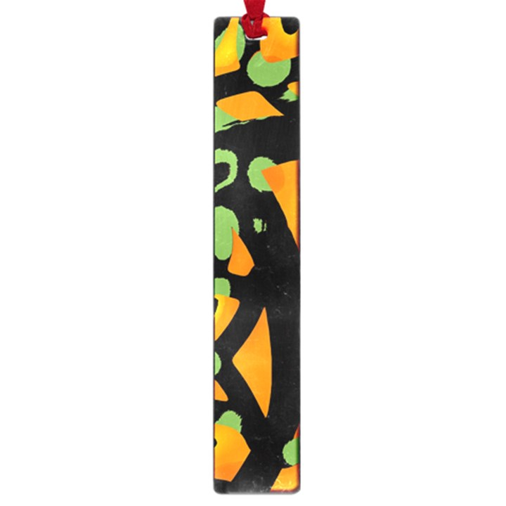 Abstract animal print Large Book Marks