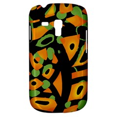 Abstract animal print Samsung Galaxy S3 MINI I8190 Hardshell Case
