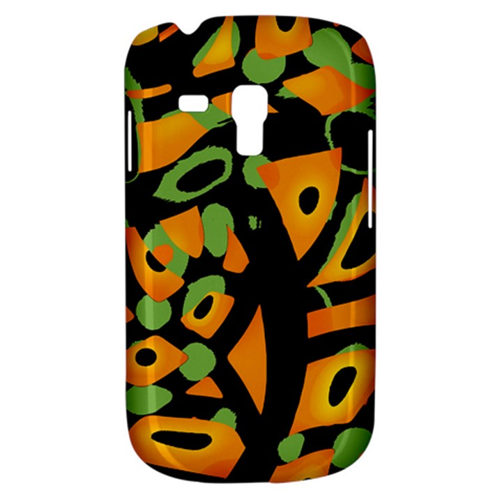 Abstract animal print Samsung Galaxy S3 MINI I8190 Hardshell Case