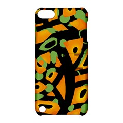 Abstract animal print Apple iPod Touch 5 Hardshell Case with Stand