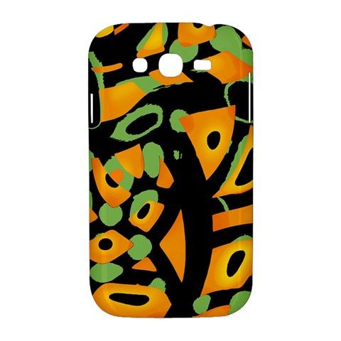 Abstract animal print Samsung Galaxy Grand DUOS I9082 Hardshell Case