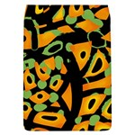 Abstract animal print Flap Covers (L)  Front