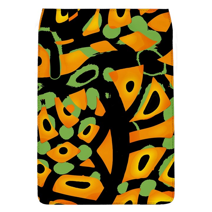 Abstract animal print Flap Covers (L)