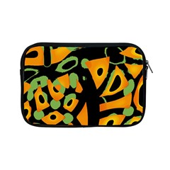 Abstract animal print Apple iPad Mini Zipper Cases