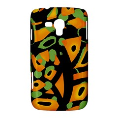 Abstract animal print Samsung Galaxy Duos I8262 Hardshell Case