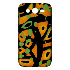 Abstract animal print Samsung Galaxy Mega 5.8 I9152 Hardshell Case