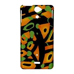Abstract animal print Sony Xperia V