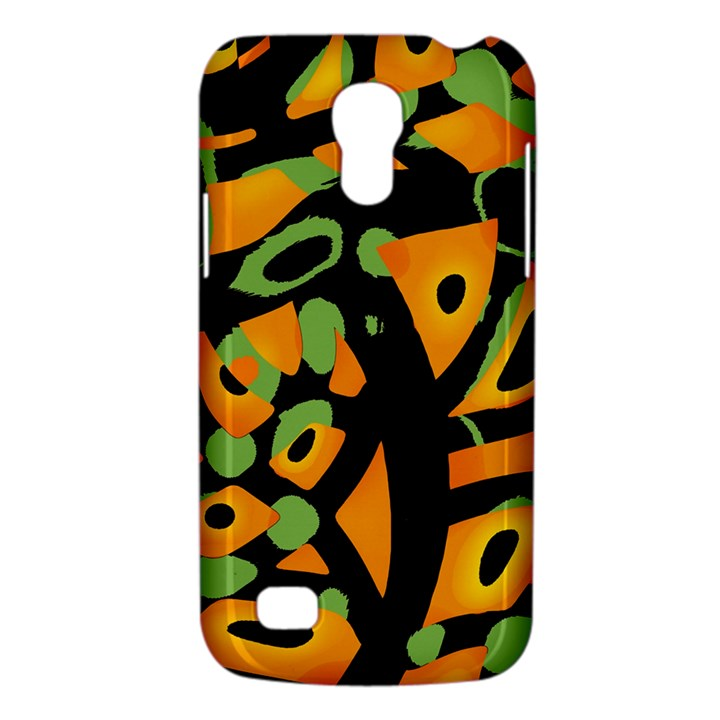 Abstract animal print Galaxy S4 Mini