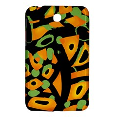 Abstract animal print Samsung Galaxy Tab 3 (7 ) P3200 Hardshell Case