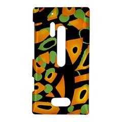 Abstract animal print Nokia Lumia 928