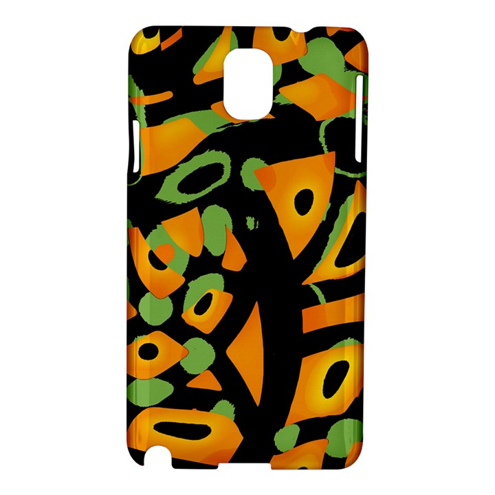 Abstract animal print Samsung Galaxy Note 3 N9005 Hardshell Case