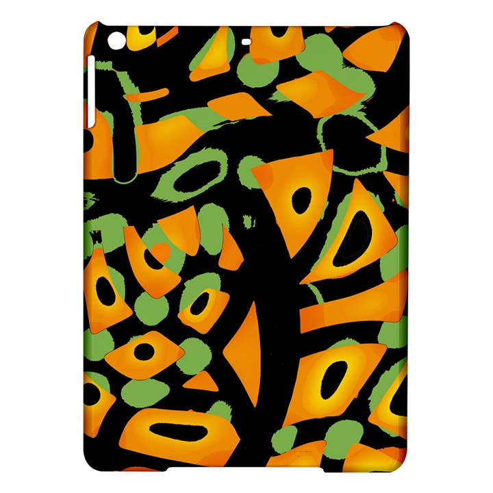Abstract animal print iPad Air Hardshell Cases