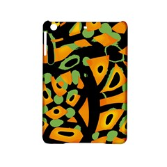 Abstract animal print iPad Mini 2 Hardshell Cases