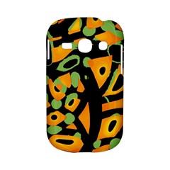 Abstract animal print Samsung Galaxy S6810 Hardshell Case