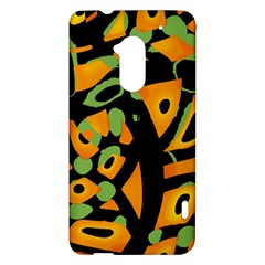 Abstract animal print HTC One Max (T6) Hardshell Case