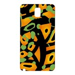Abstract animal print Samsung Galaxy Note 3 N9005 Hardshell Back Case Front