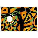 Abstract animal print Kindle Fire HDX Flip 360 Case Front