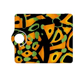 Abstract Animal Print Kindle Fire Hdx 8 9  Flip 360 Case