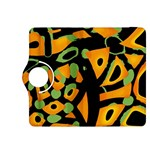 Abstract animal print Kindle Fire HDX 8.9  Flip 360 Case Front