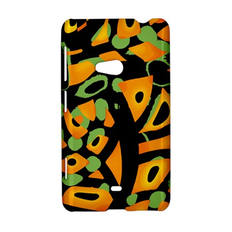 Abstract animal print Nokia Lumia 625