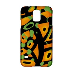 Abstract Animal Print Samsung Galaxy S5 Hardshell Case