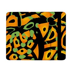 Abstract Animal Print Samsung Galaxy Tab Pro 8 4  Flip Case