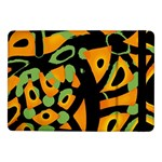 Abstract animal print Samsung Galaxy Tab Pro 10.1  Flip Case Front