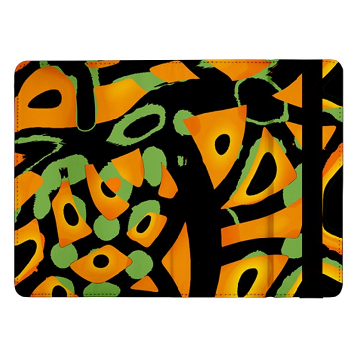 Abstract animal print Samsung Galaxy Tab Pro 12.2  Flip Case