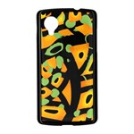 Abstract animal print Nexus 5 Case (Black) Front