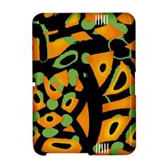 Abstract animal print Amazon Kindle Fire (2012) Hardshell Case