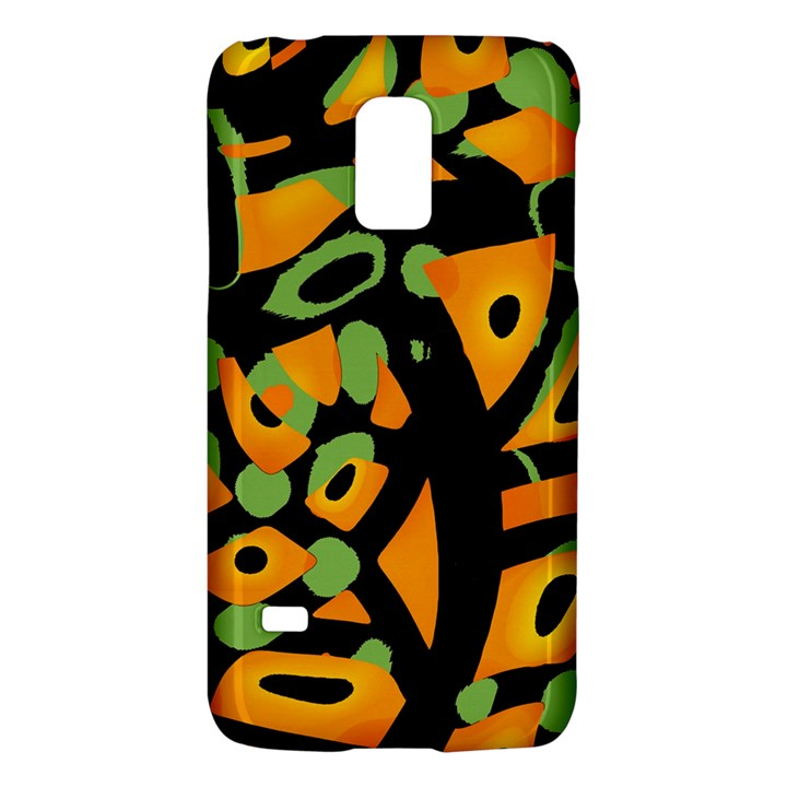 Abstract animal print Galaxy S5 Mini
