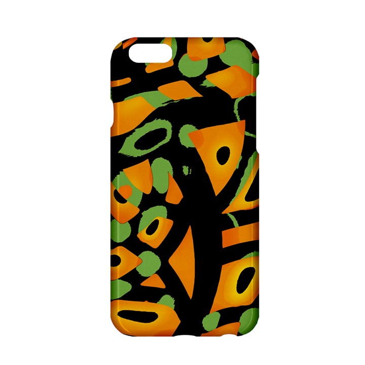 Abstract animal print Apple iPhone 6/6S Hardshell Case