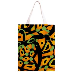Abstract animal print Classic Light Tote Bag