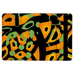 Abstract Animal Print Ipad Air 2 Flip