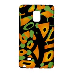 Abstract animal print Galaxy Note Edge