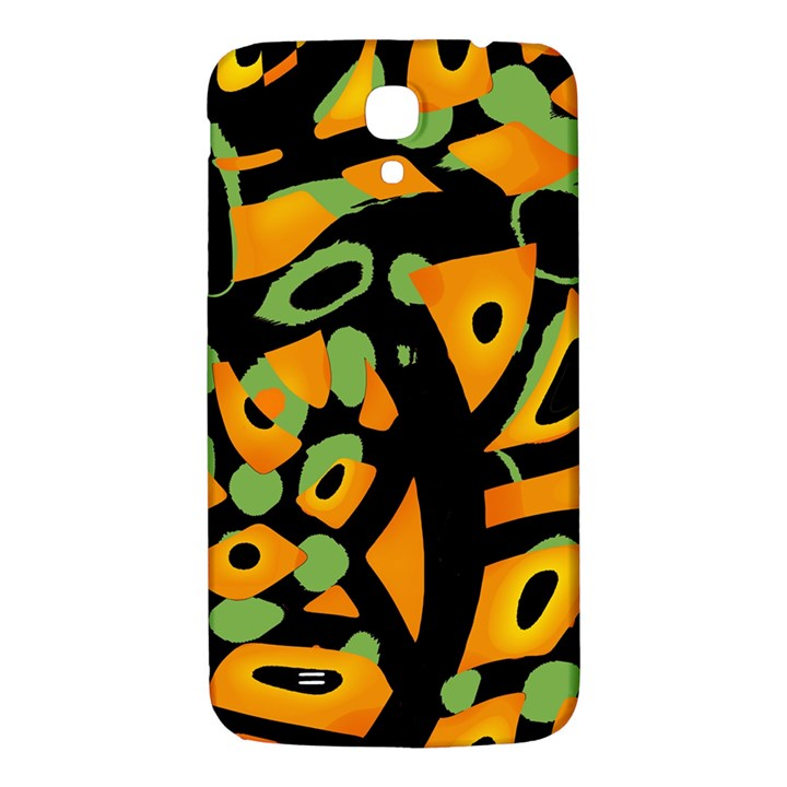 Abstract animal print Samsung Galaxy Mega I9200 Hardshell Back Case
