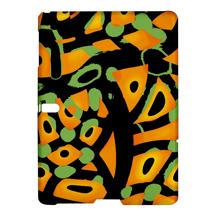 Abstract animal print Samsung Galaxy Tab S (10.5 ) Hardshell Case