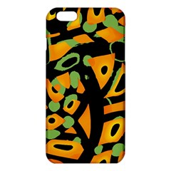 Abstract Animal Print Iphone 6 Plus/6s Plus Tpu Case